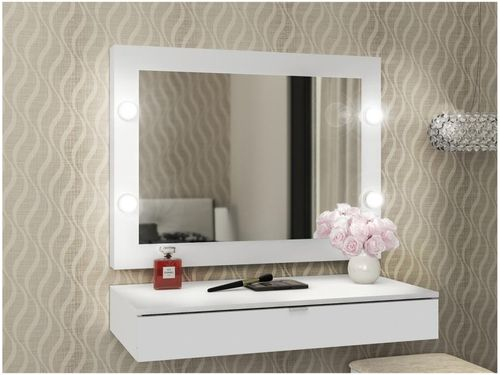 Espelho Camarim Retangular 68x90cm - Tecno Mobili PE2006