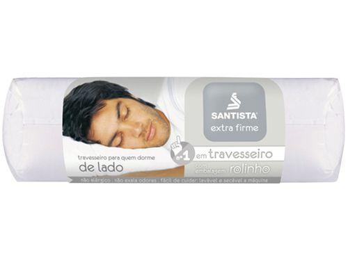 Travesseiro Santista Extra Firme - 1 Peça