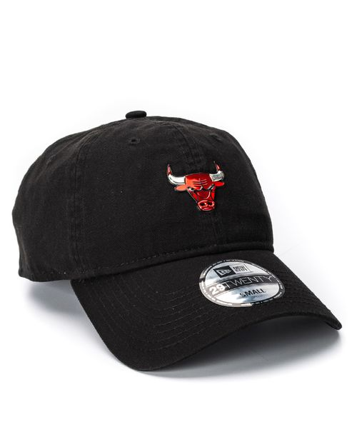 Boné New Era 2920 Primary Preto Chicago Bulls NBA