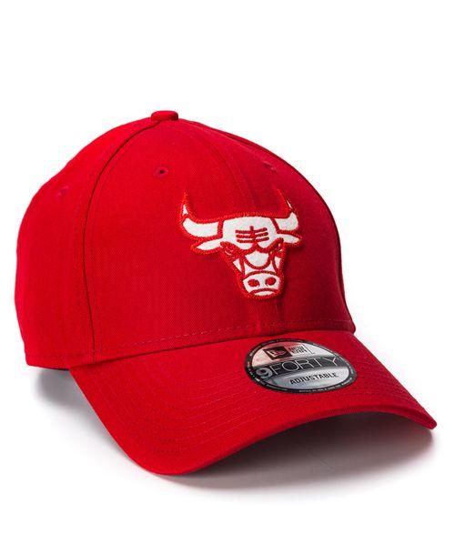 Boné New Era ST Vermelho Chicago Bulls NBA