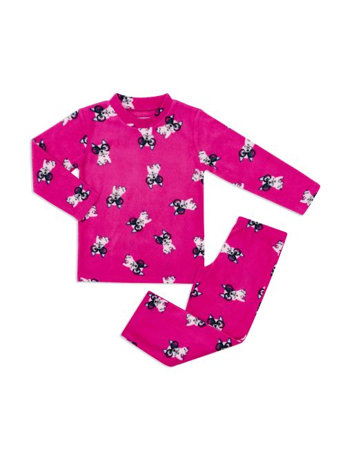 Pijama Soft Infantil Dog Glasses