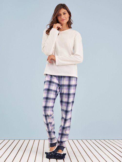 Pijama Manga Longa Soft Leah
