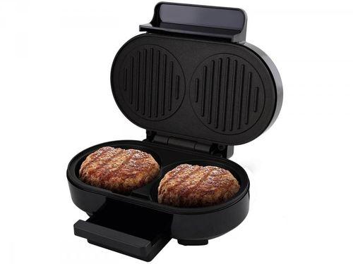 Grill Britânia Gourmet Burger 1000W - Coletor de Gordura