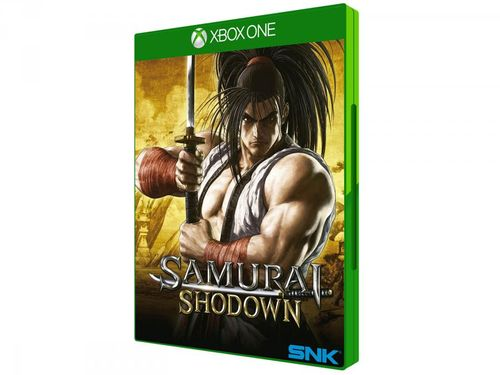Samurai Shodown para Xbox One - SNK
