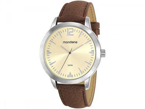Relógio Masculino Mondaine Analógico - 53810G0MGNH6