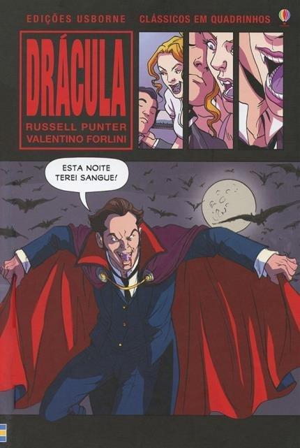 Drácula : Clássicos em quadrinhos -