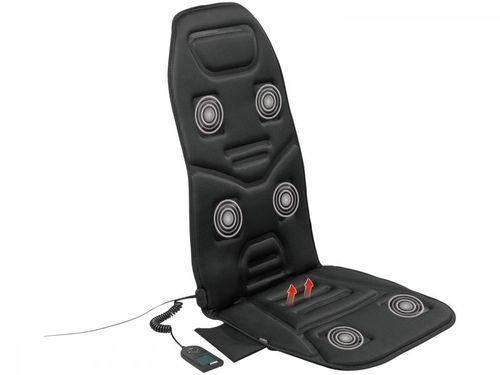 Assento Massageador Corporal Aquecedor Anatômico - Relaxmedic Ultra Massage