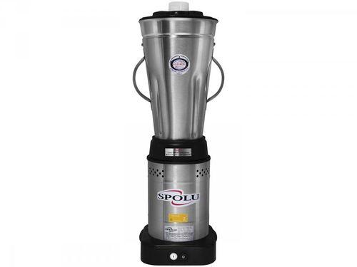 Liquidificador Industrial 6L Inox Spolu - SPL-050 1000W