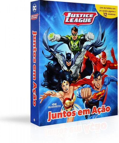 Justice League - Juntos em Ação