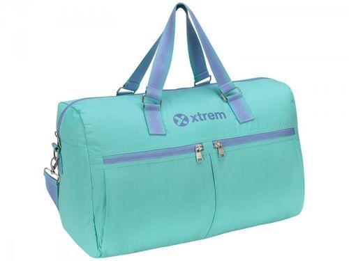 Bolsa Esportiva Feminina de Mão Xtrem Aerobic 862 - Verde
