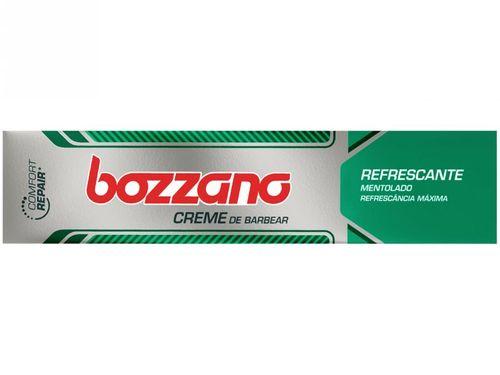 Creme de Barbear Bozzano Refrescante - 65g