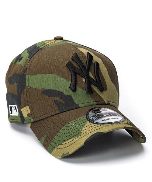 Boné New Era 940 AF Militar NY Yankees MLB