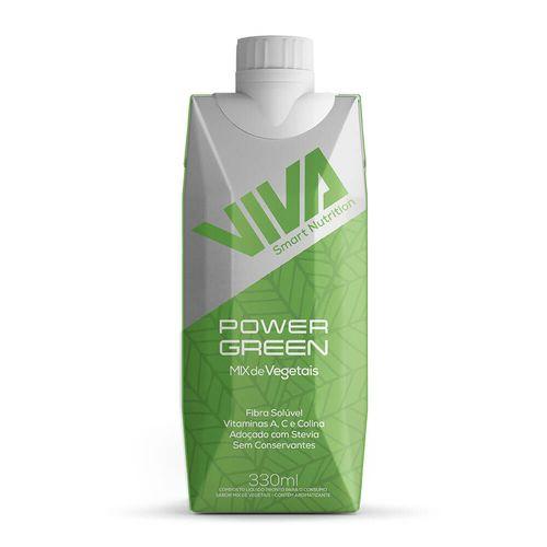 Power Green Viva Smart Nutrition - 12 Unidades