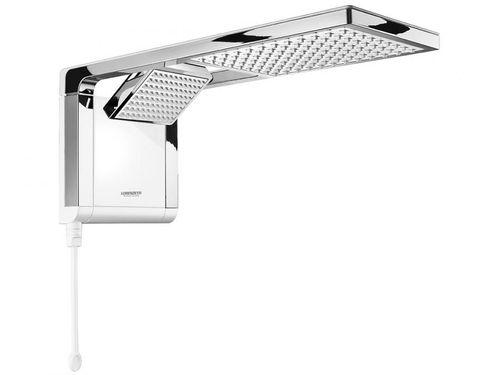 Chuveiro Eletrônico Lorenzetti Ultra Aqua Duo - 6800W Temperatura Gradual com Chave Seletora