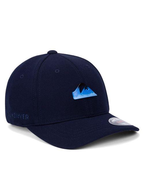 Boné Quiksilver Flex Pack Boy Azul