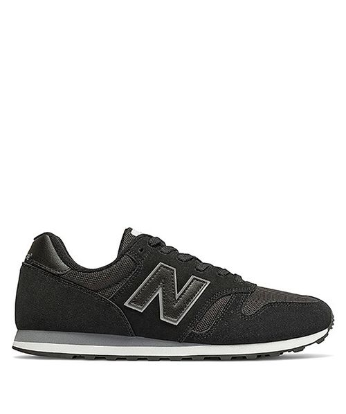 Tênis New Balance 373 Lifestyle Preto/Branco