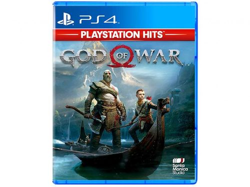 God of War para PS4 - Santa Monica Studio
