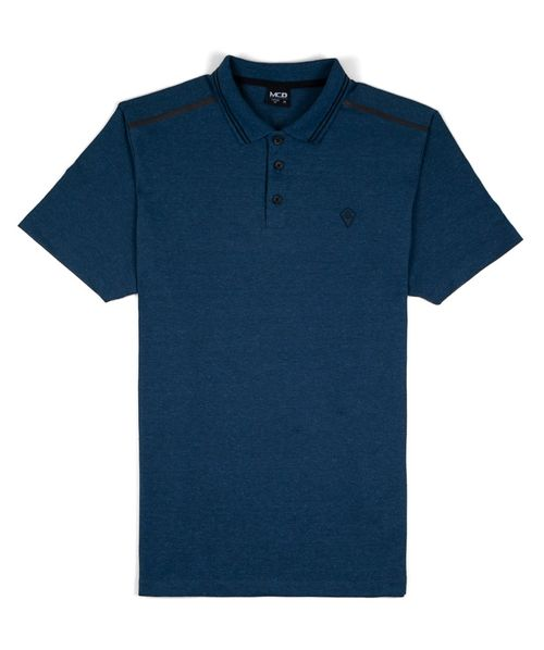 Polo MCD Reflective Core Azul