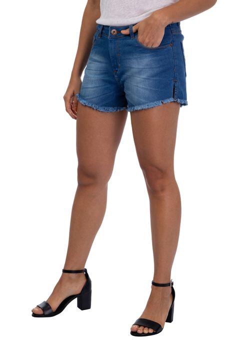 Shorts Jeans Confort Tamires