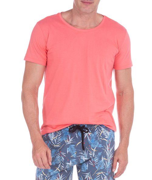 Camiseta Algodão Careca
