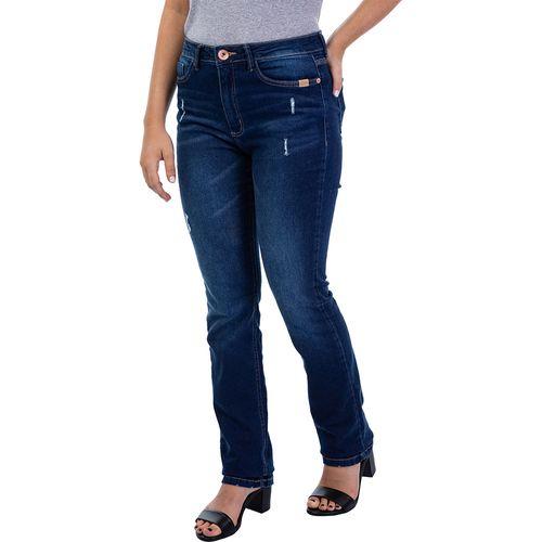 Calça Jeans Reta Lana