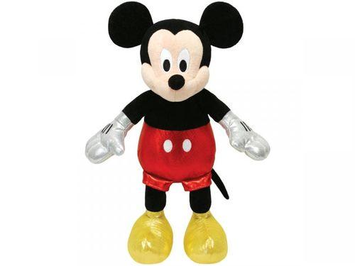 Pelúcia Beanie Babies Mickey 20cm - DTC