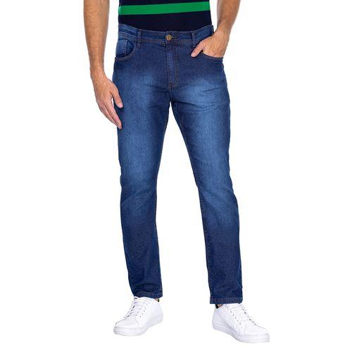 Calca Jeans Reta Eduard