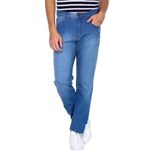 Calça Masculina Jeans Regular