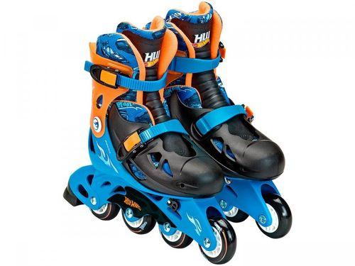 Patins Hot Wheels 8007-8 Nº 33 ao 36 - Fun