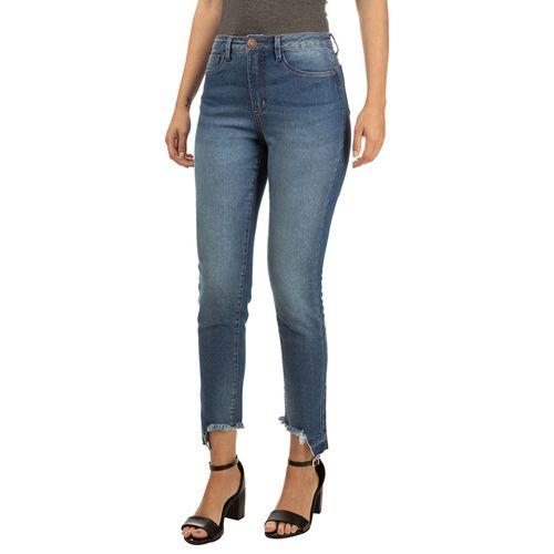 Bia Calca Cigarrete Jeans