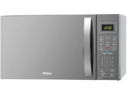 Micro-ondas Philco 32L - PMO33E Prata