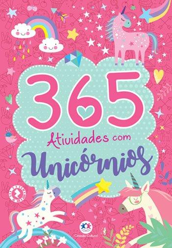 365 atividades com unicórnios -