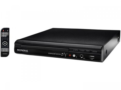 DVD Player Mondial - D-20