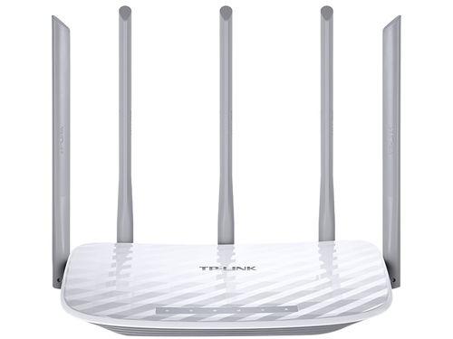 Roteador Tp-link Archer C60 1350Mbps - 5 Antenas 5 Portas