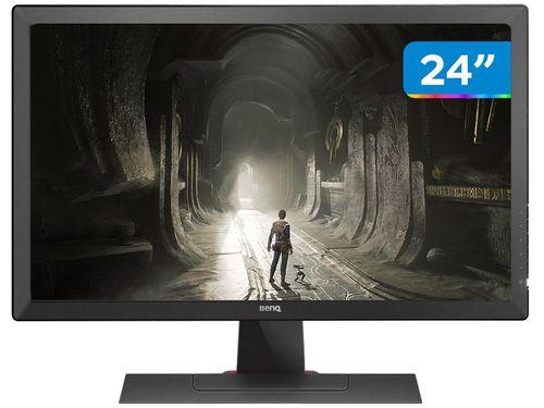 "Monitor Gamer BenQ Zowie Série RL RL2455S 24"" - Widescreen Full HD 2 HDMI 75Hz 1ms"