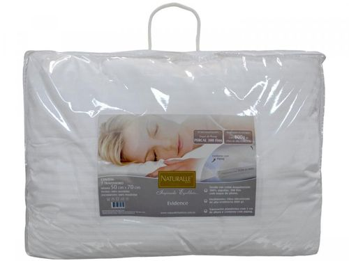 Travesseiro Naturalle de Cabeça - Evidence