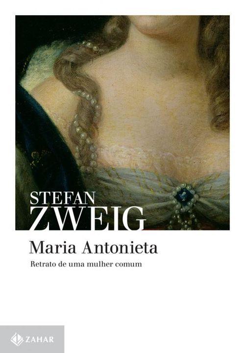 Maria Antonieta - Retrato de uma mulher comum