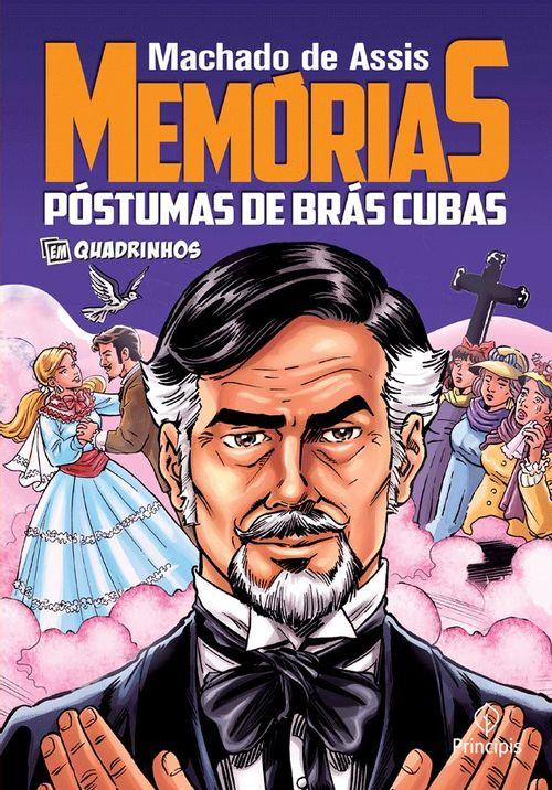 Memórias póstumas de Brás Cubas - em quadrinhos
