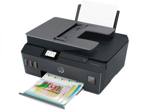 Impressora Multifuncional HP Smart Tank 617 - Tanque de Tinta Colorido Wi-Fi USB