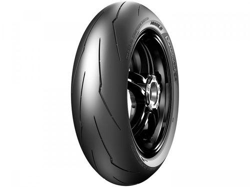 "Pneu de Moto Aro 17"" Pirelli Traseiro 200/55 78W - Racing Street Diablo Supercorsa SP"