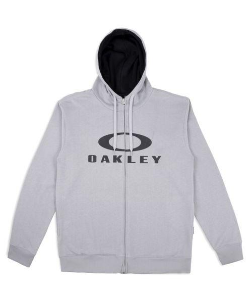 Moletom Oakley FZ Pullover Cinza