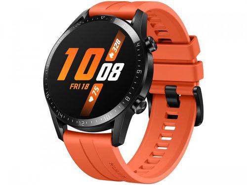Smartwatch Huawei GT2 Laranja 46mm - 4GB
