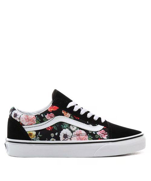 Tênis Vans Old Skool Floral