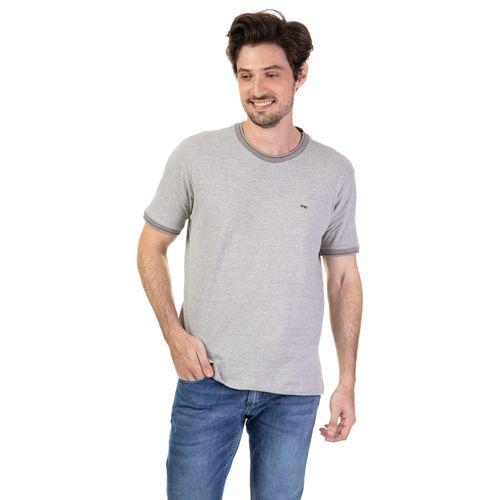 Camiseta Piquet C Retilinea