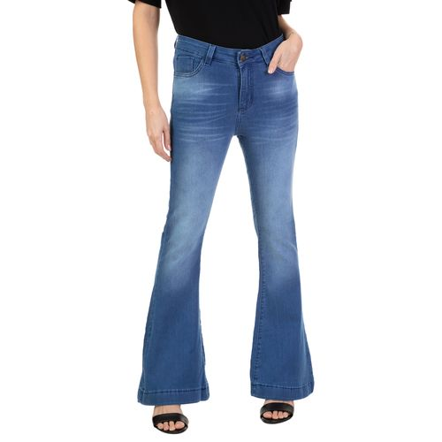 Calça Jeans Flare Tania