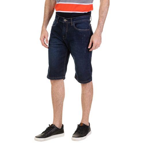 Bermuda Jeans Slim Valdir