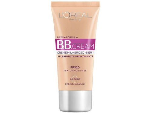 BB Cream L´Oréal Paris Claro FPS 20 H2042300 - 30ml