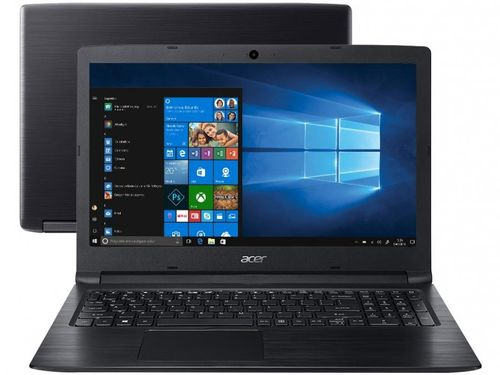 "Notebook Acer Aspire 3 A315-53-P884 - Intel Pentium Gold 4GB 500GB 15,6"" Windows 10"