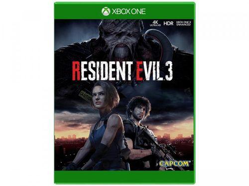 Resident Evil 3 para Xbox One - Capcom
