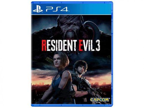 Resident Evil 3 para PS4 - Capcom